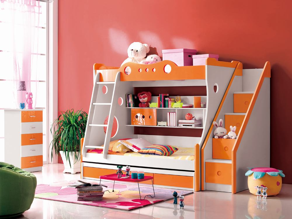 What Is A Bunk Bed And Who Uses It?