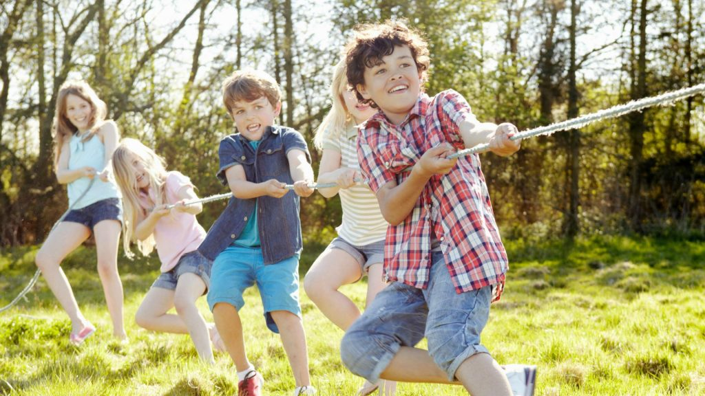 Top Tips To Get Your Kids Outside This Summer